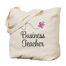 Business Teacher Tote Bag
