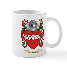 Ingersole Coat of Arms (Family Crest) Mug