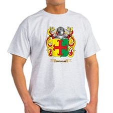 Ingham Coat of Arms (Family Crest) T-Shirt