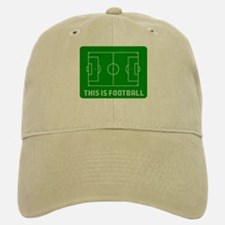 THIS IS FOOTBALL Baseball Baseball Cap