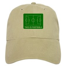 THIS IS FOOTBALL Baseball Cap