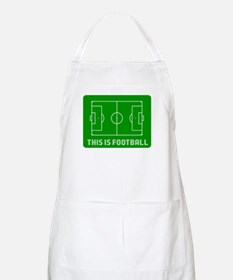 THIS IS FOOTBALL BBQ Apron