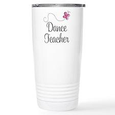 Dance Teacher Travel Coffee Mug