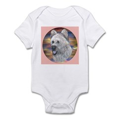 Briard Infant Bodysuit