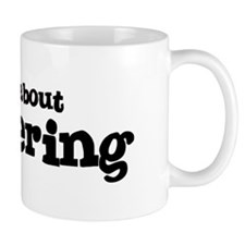 All about Bouldering Mug
