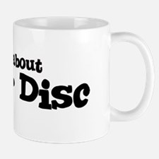 All about Flying Disc Mug