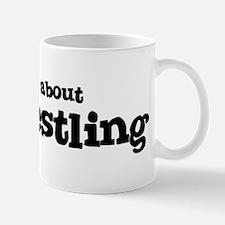 All about Yi Wrestling Mug