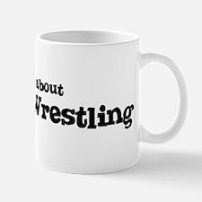 All about Yaurian Wrestling Mug
