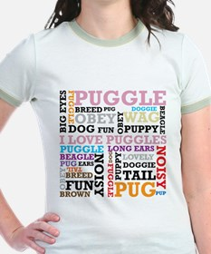 Puggle Words T