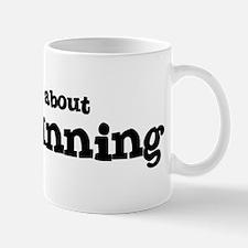 All about Fell Running Mug