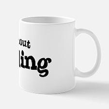 All about Wrestling Mug