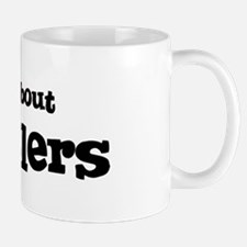 All about Wrestlers Mug