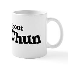 All about Wing Chun Mug