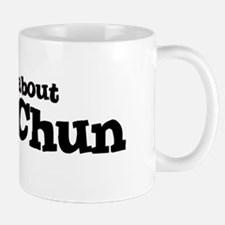 All about Wing Chun Mug