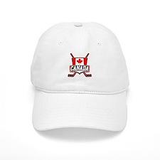 Canadian Hockey Shield Logo Baseball Baseball Cap