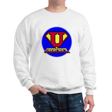 Uber Chick Sweatshirt