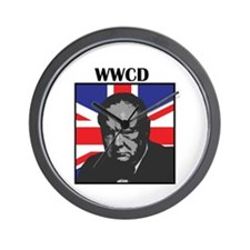 What Would Churchill Do? Wall Clock