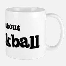 All about Tchoukball Mug