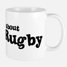 All about Beach Rugby Mug