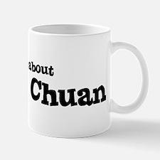 All about Tai Chi Chuan Mug