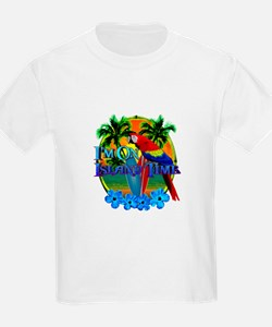 Island Time Surfing T-Shirt