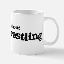 All about Barra Wrestling Mug
