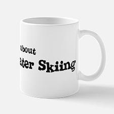 All about Barefoot Water Skii Mug