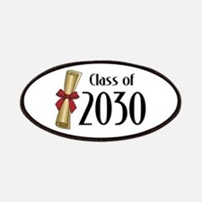 Class of 2030 Diploma Patches