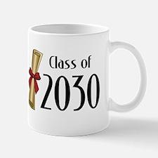 Class of 2030 Diploma Mug