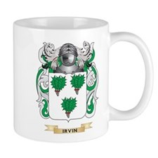 Irvin Coat of Arms (Family Crest) Mug