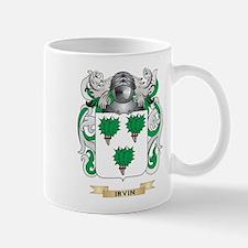 Irvin Coat of Arms (Family Crest) Mug