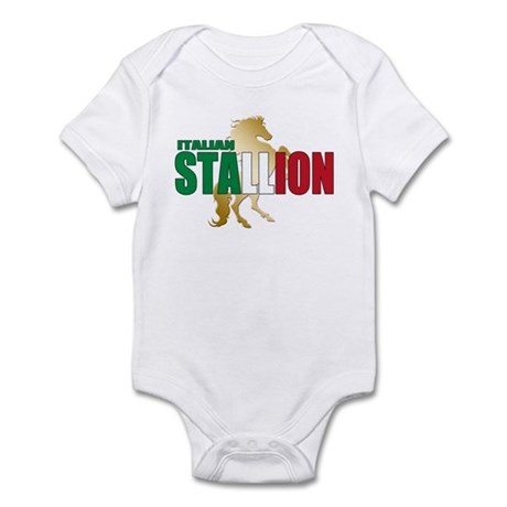 Italian Stallion Infant Bodysuit