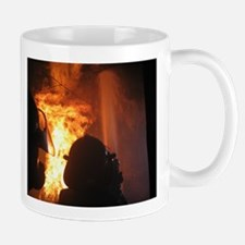 Firefighter Flashover Mug