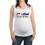 3-meorthem.png Maternity Tank Top