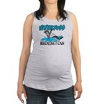 WATERCROSSS.png Maternity Tank Top