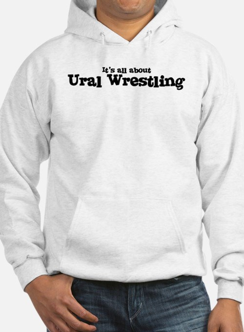 All about Ural Wrestling Hoodie