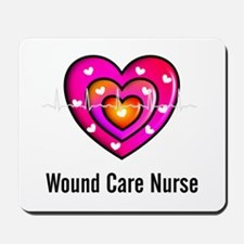 Wound Care Nurse Mousepad