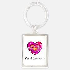 Wound Care Nurse Keychains