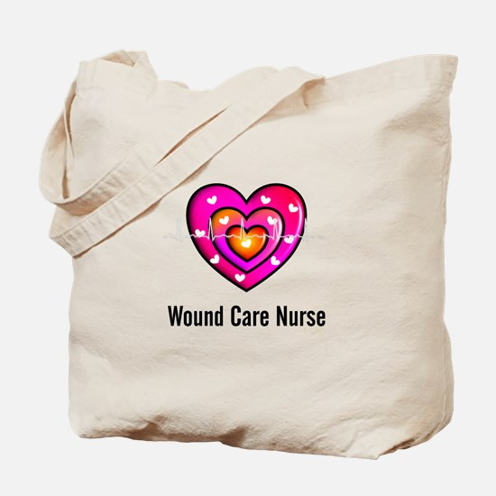 Wound Care Nurse Tote Bag