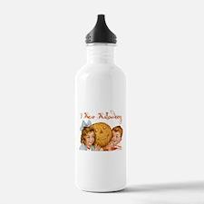 I hear Halloween Water Bottle