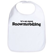 All about Snowmobiling Bib