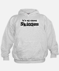 All about Skittles Hoodie