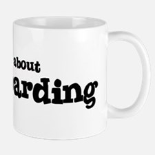 All about Skimboarding Mug