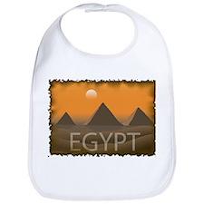 Vintage Egypt Bib