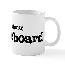 All about Shuffleboard Mug