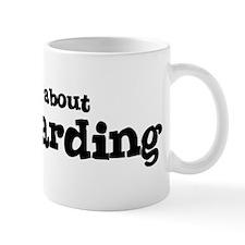 All about Sailboarding Mug