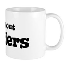 All about Rounders Coffee Mug