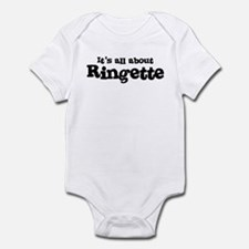All about Ringette Infant Bodysuit