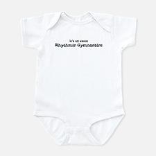 All about Rhythmic Gymnastics Infant Bodysuit