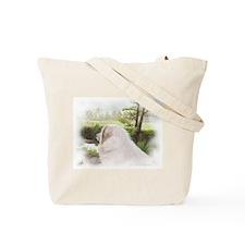 "Great PyreneesTote Bag ""In the Field"""